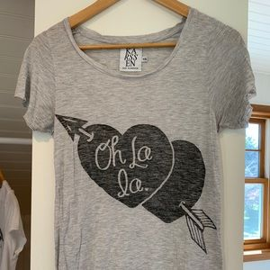 Zoe Karssen Oh La La t-shirt